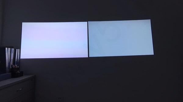 極米 h1 X1