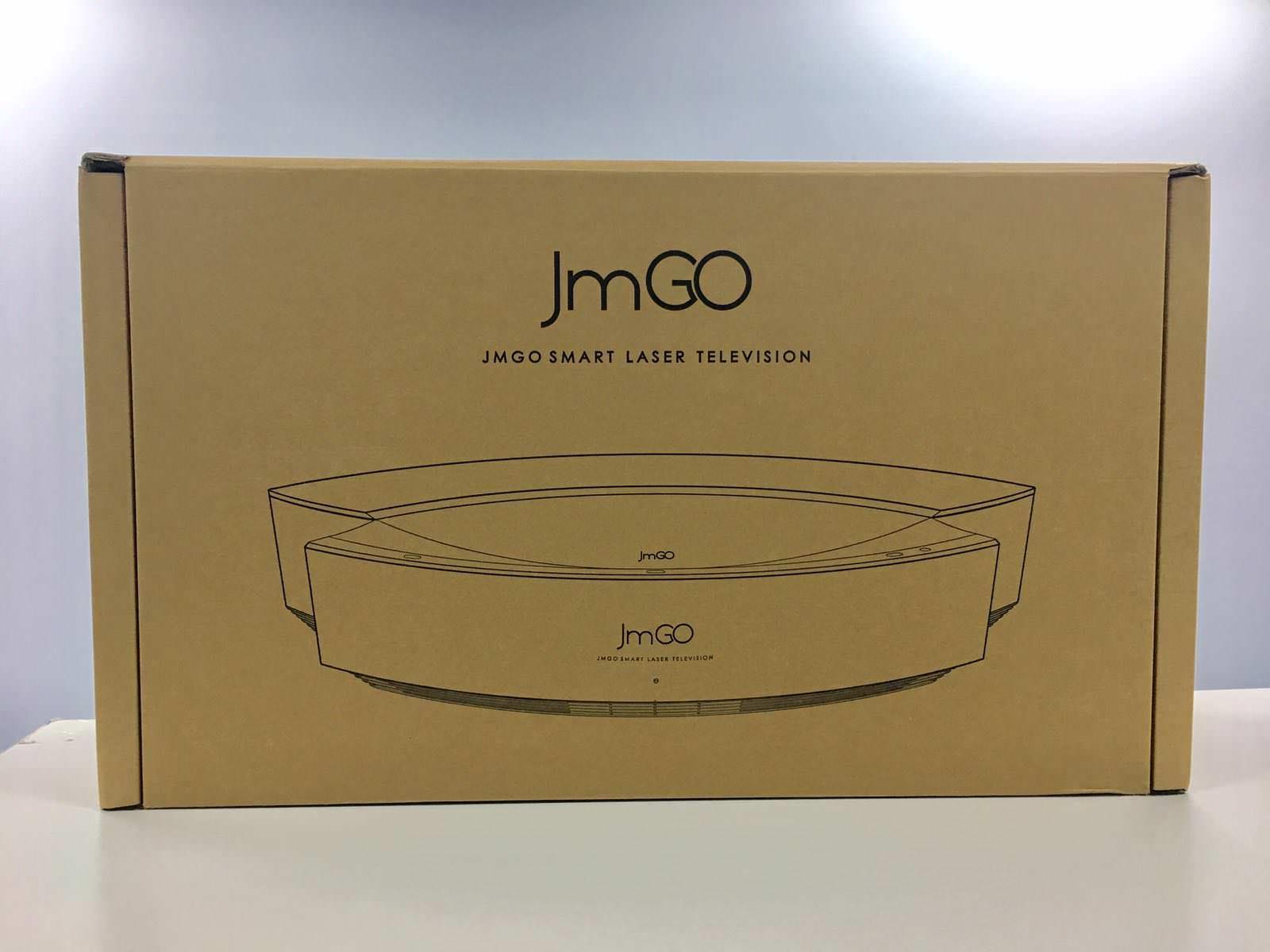 JmGO 激光電視