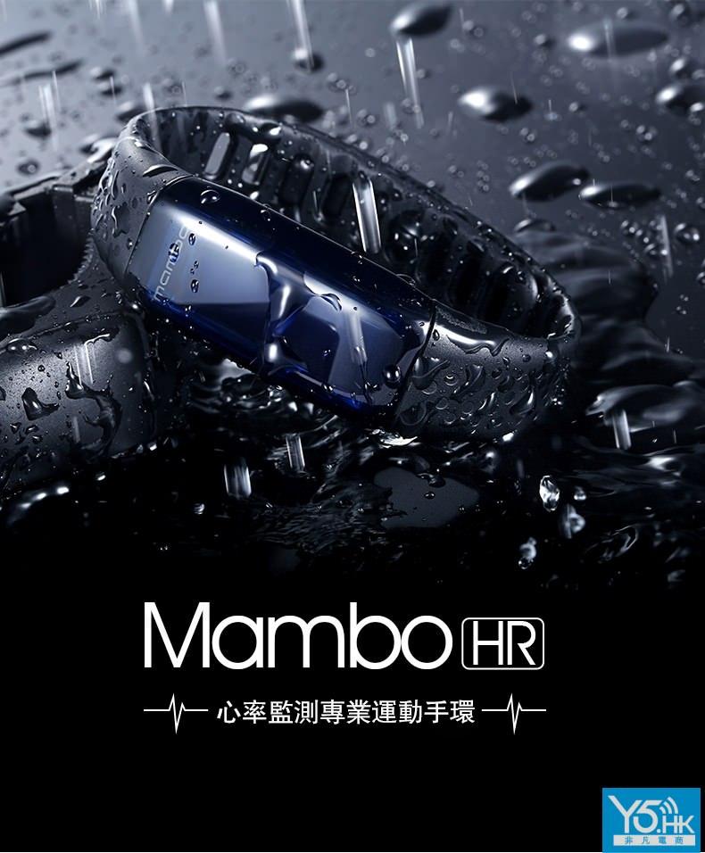 Lifesense Mambo HR 智能手環