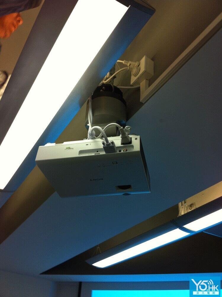 投影機360度旋轉吊架